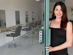 New business: One door closes, another opens for hairdresser