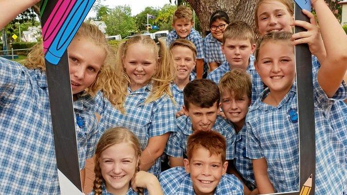 TAKING THE LEAD: St Joseph's Catholic Primary School leaders are looking forward to a busy year.