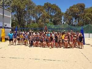 Rocky hosts round 10 of Qld Beach Volleyball Tour