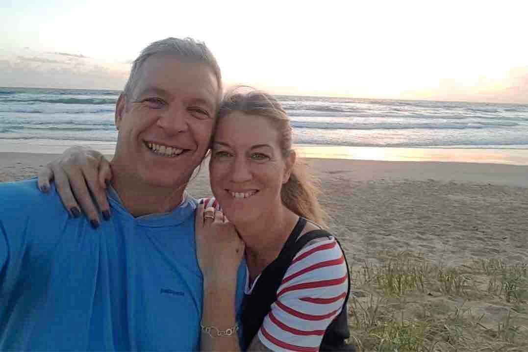 Gary and Kym Young are being sued by Gary's mother, Pauline Ann Buchan, for damages after alleged plans for the trio to live together fell apart.