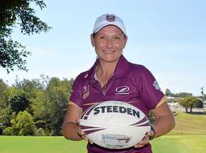 How touch player Waugh is bringing Gympie to the world