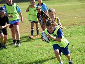 Mundubbera rugby league given a kick