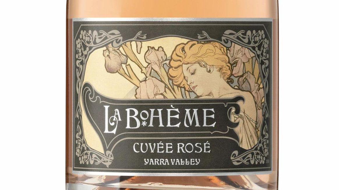 La Boheme Cuvee Rose.
