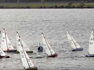 Gladstone four showed an even keel against some of the best