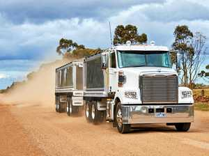Freightliner launches Coronado 114 general access tipper