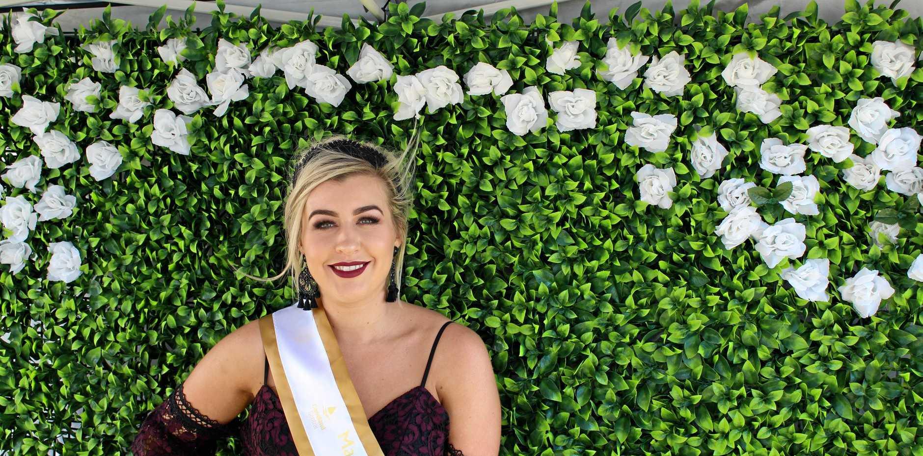Mackay Turf Girl winner 2018 Mikaela Green.