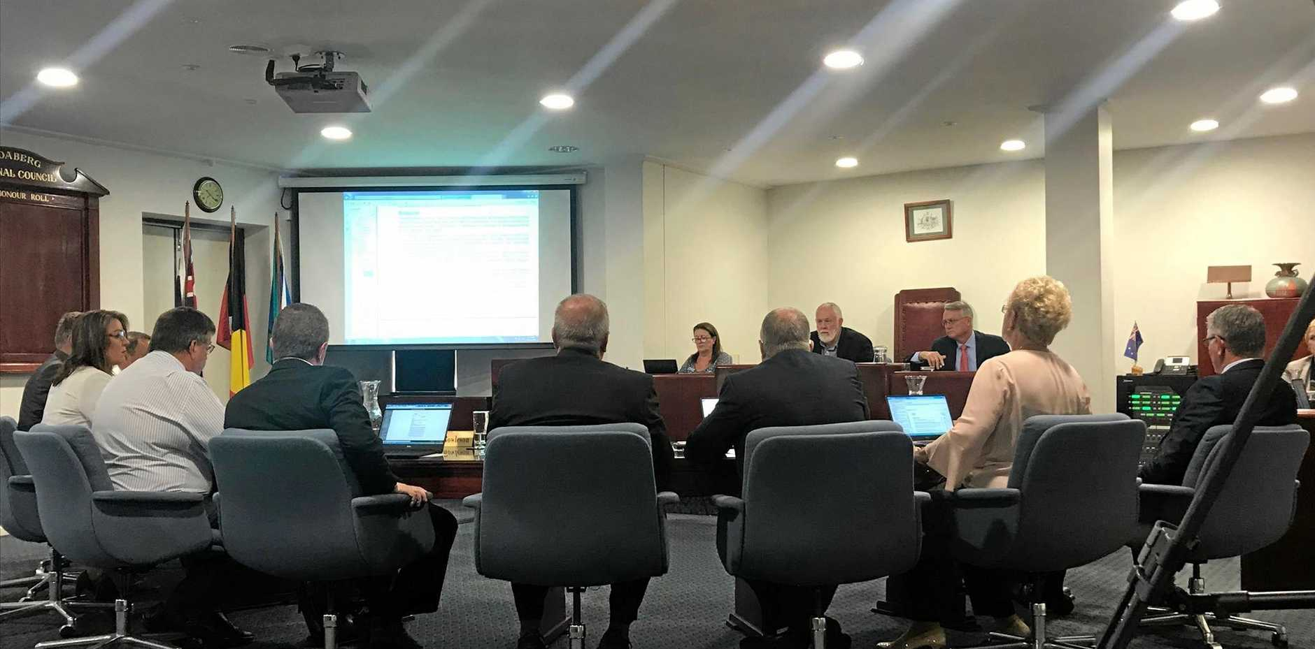 COUNCIL MEETING: On tomorrow's agenda councillors will discuss the future use of the council's Bargara Administration Building and Cultural Centre.