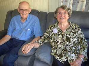 Gympie couple celebrate a landmark anniversary