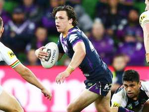 Storm young gun could snare No. 1 jersey