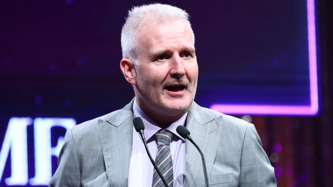Andrew Gaze made a shock decision.