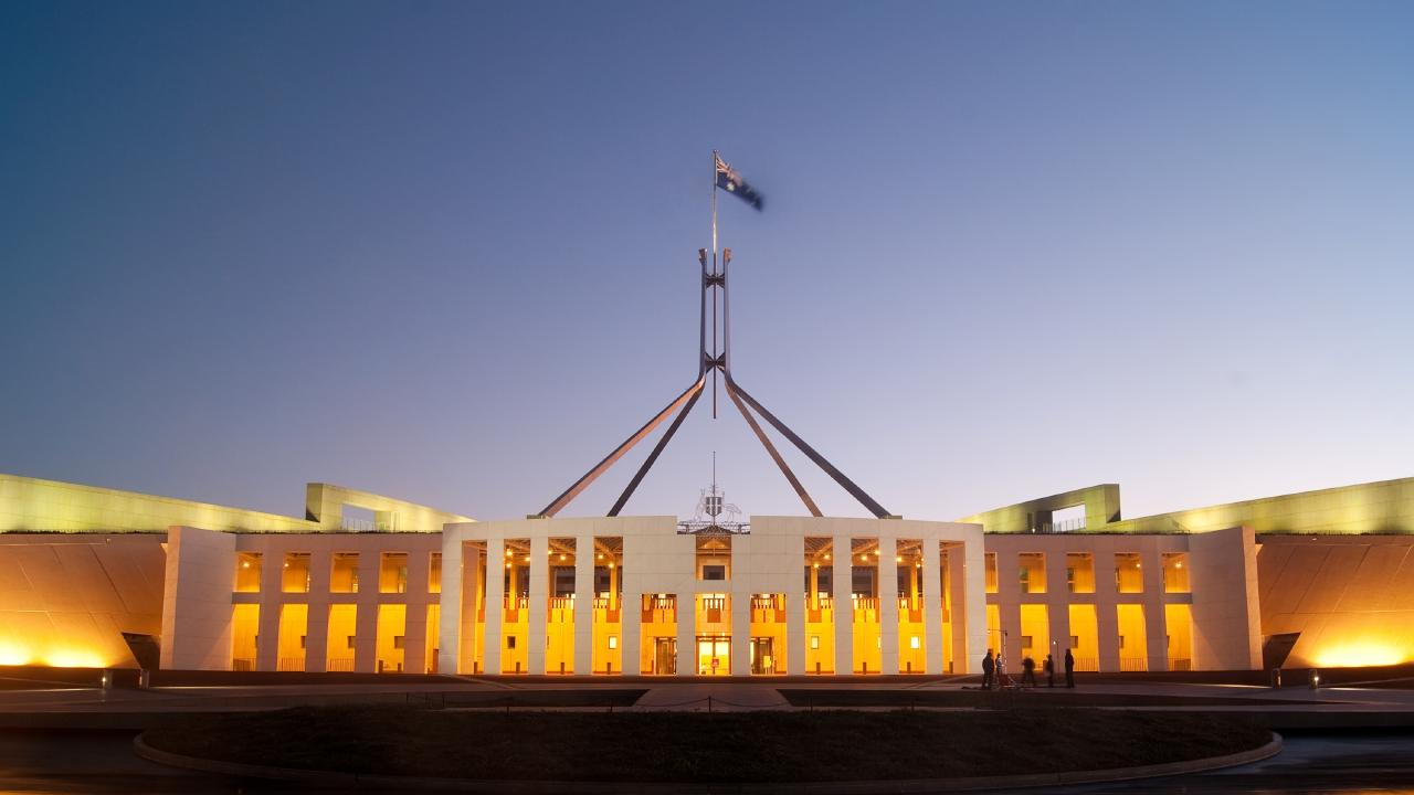 China celebrated Chinese New Year on February 5. Three days later, there was a significant breach of Parliament House's computer servers.