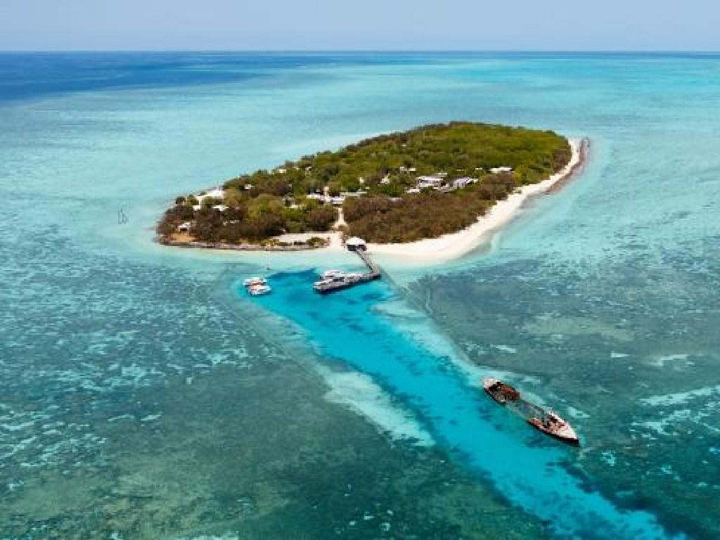 Haron Island.