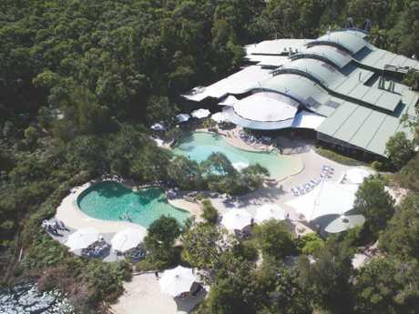 Kingfisher Bay Resort, Fraser Island. Picture: Kingfisher Bay Resort