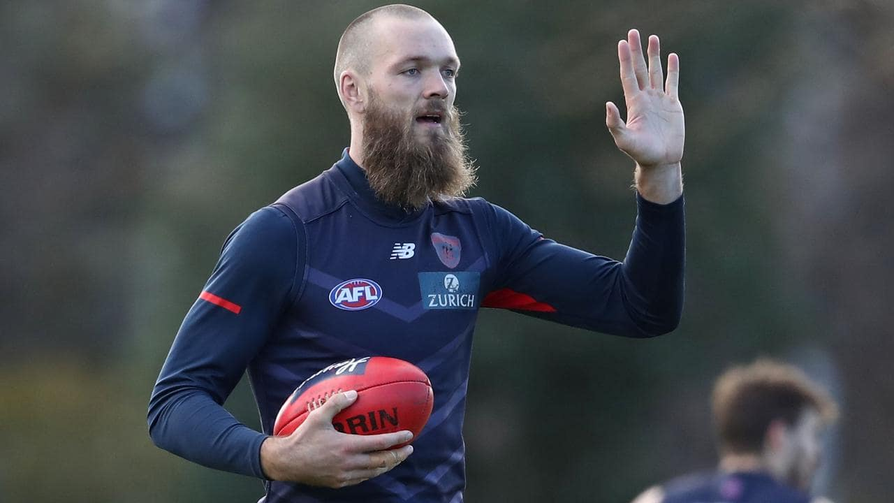 Max Gawn misses out on Chris Cavanagh's SuperCoach team.