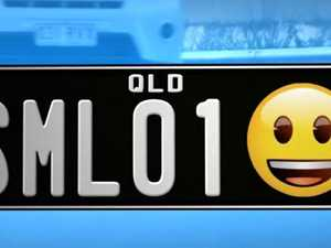 Emoji number plates are coming