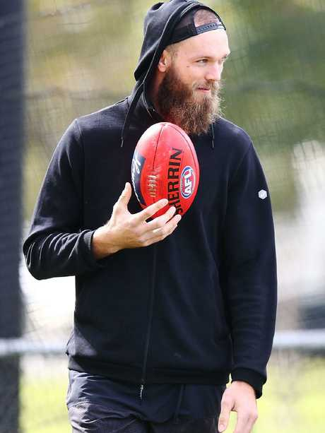 Max Gawn misses out on a place in Chris Cavanagh's SuperCoach team.