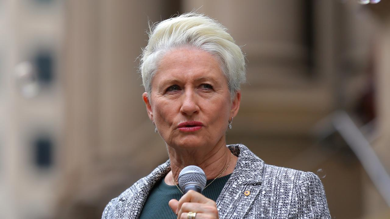 Independent Member for Wentworth Kerryn Phelps