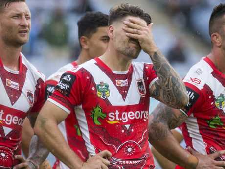 Gareth Widdop broke many a SuperCoach campaign in 2018. Picture: AAP Image/Craig Golding