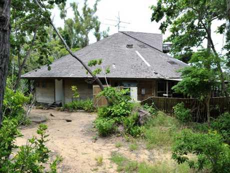 Hinchinbrook Island Wilderness Lodge a year after Cyclone Yasi.