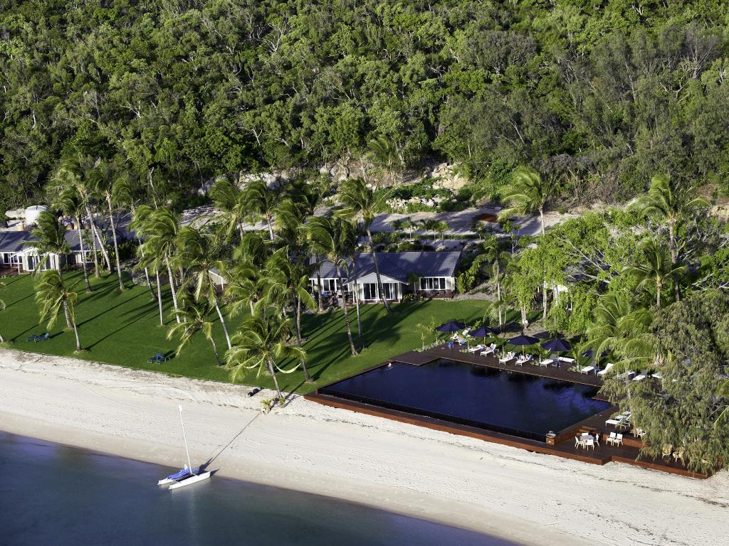 Orpheus Island Lodge.