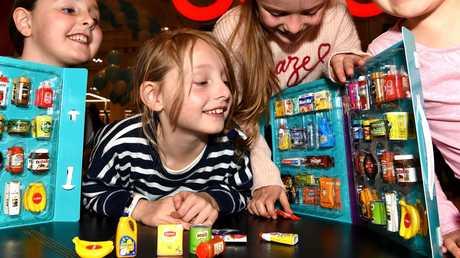 Coles' Little Shop campaign was a huge success for the supermarket group.