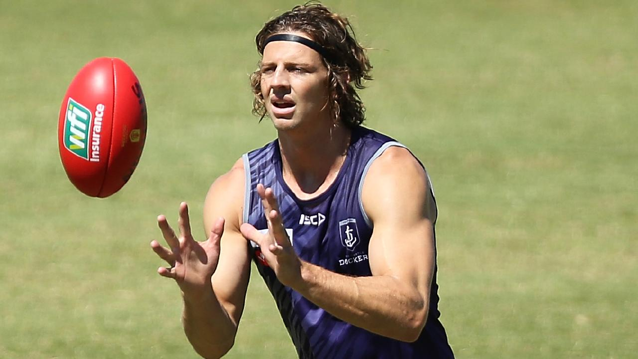 Nat Fyfe is a popular SuperCoach pick but can miss games.