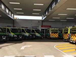 Elderly woman stuck in 'worst case of ambulance ramping'