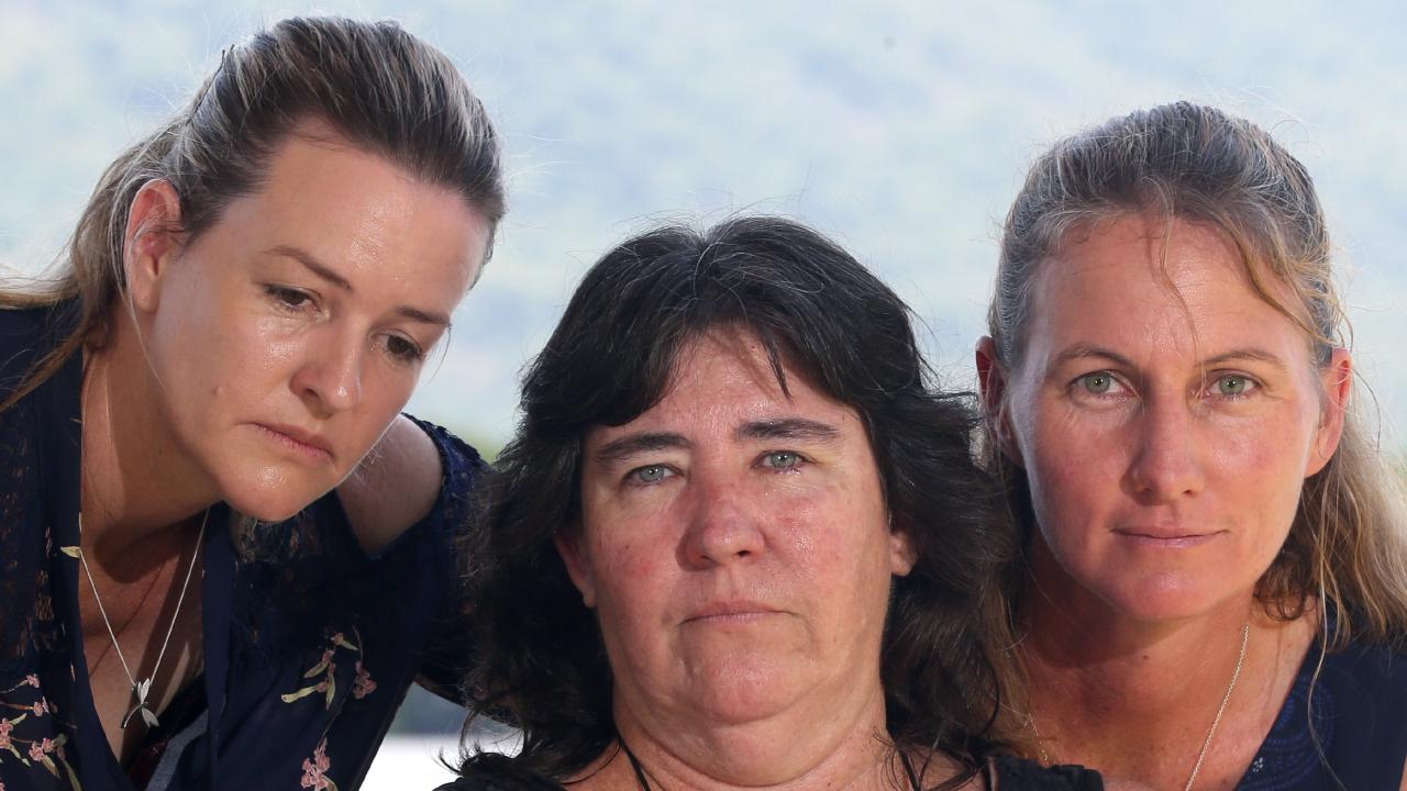 Three mothers who have all lost their sons in alleged hit and run accidents, Katrina Whiteley, Janice Bradley and Rachel Bowden PICTURE: ANNA ROGERS