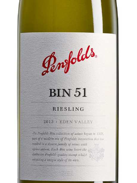 Penfolds Bin 51 riesling: you'll pay more.