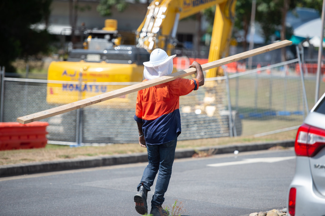 Work continues on the $190 million upgrade of the Coffs Harbour Health Campus.