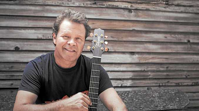 TOUR: Country star Troy Cassar-Daley brings his Greatest Hits show to Ballina this weekend.