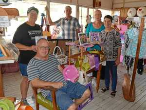 Revamped art and craft shop always open for a cuppa and chat