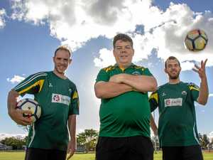 Senior soccer returns to Laidley with a roar