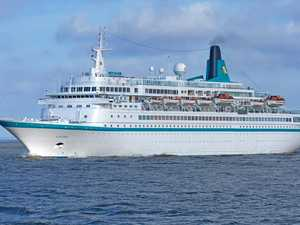 Incoming cruise ship nearing its 50th birthday
