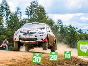 Rally cars set to steal the show at Whitsundays Festival