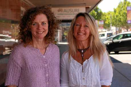Warwick mental health social worker Kathryn Walton and occupational therapist Bel du Bois want to help Warwick workplaces make more money... by improving happiness and health  among employees. The pair are starting a series of workplace wellness workshops in Warwick after undertaking local-level research.