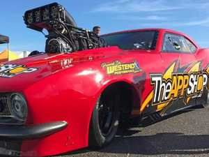 Motorsport love takes Mark Harris to life in the fast lane