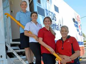 Royal Flying Doctors making a difference in Cherbourg