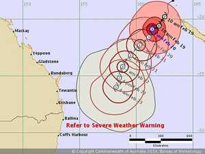 Destructive cyclone to impact Northern Rivers from today