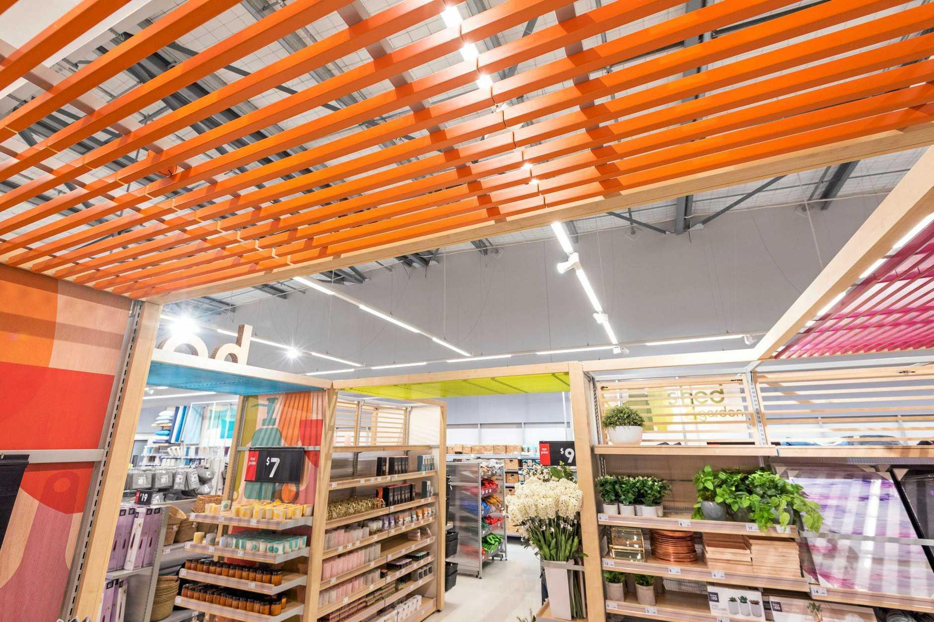 FACELIFT: Kmart Bundaberg is set to undergo a major renovation to enhance customer experience.