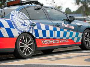 Disqualified driver caught in the act by police