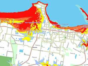 FLOOD PRONE ZONES: Map reveals potential areas at risk