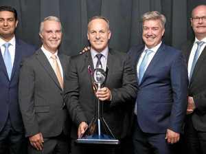 BMG Kenworth DAF Mount Gambier awarded top prize