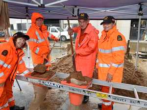 Local SES on standby with 'sandbags ready' for Oma