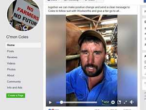 Dairy farmer's emotional video goes viral