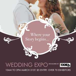 The City Golf Club Wedding Expo returns on March 31st, 2019.