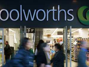 Woolworths 'below our financial expectations'