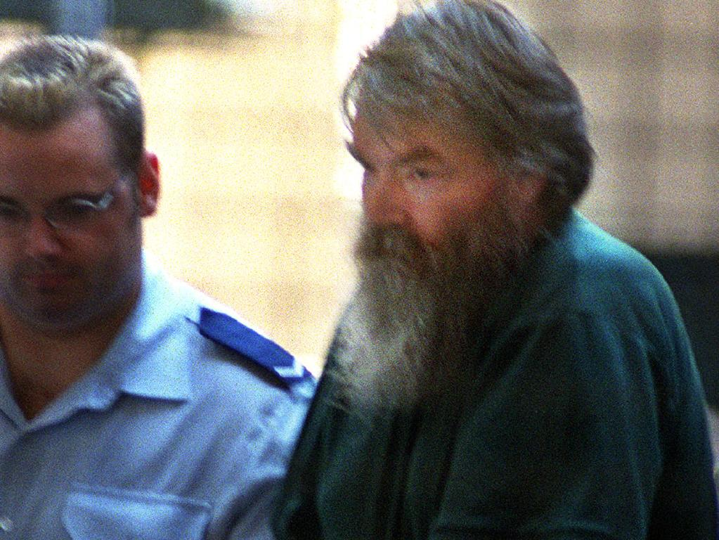 Convicted paedophile Michael Anthony Guider. Picture: Mick Tsikas