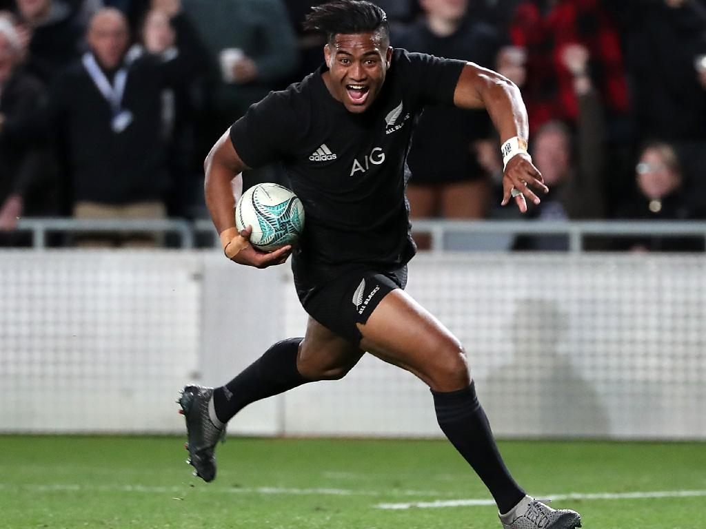 Julian Savea has come under heavy fire. Picture: Fiona Goodall/Getty Images