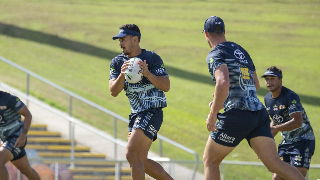 Jordan Kahu at cowboys